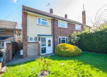 Thumbnail 3 bed semi-detached house for sale in Baddow Road, Great Baddow, Chelmsford