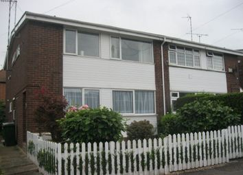 Thumbnail 2 bedroom maisonette to rent in Vinecote Road, Longford, Coventry