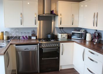 Thumbnail 3 bed end terrace house for sale in Hurrell Close, Plymouth