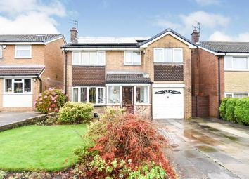 Thumbnail 5 bed detached house for sale in Freckleton Drive, Seddons Farm, Bury, Greater Manchester