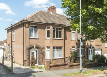 Thumbnail 3 bed semi-detached house for sale in Kenmore Crescent, Bristol