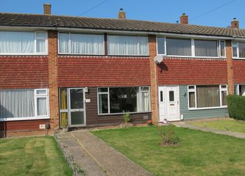 Thumbnail 3 bed terraced house for sale in Warwick Close, Lee-On-The-Solent