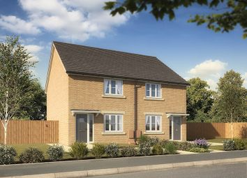 "Thumbnail 3 bed terraced house for sale in ""The Helix"" at Clarks Close, Yeovil"