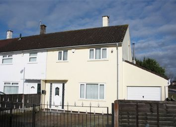 Thumbnail 3 bedroom end terrace house for sale in 15 Heggard Close, Bishopsworth, Bristol