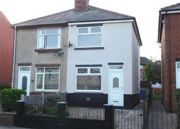 Thumbnail 2 bed semi-detached house for sale in Gateford Road, Worksop, Nottinghamshire