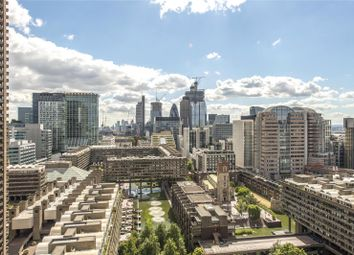 Thumbnail 4 bed flat for sale in Lauderdale Tower, Barbican, London