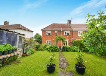 Thumbnail 4 bed semi-detached house for sale in Alveston Walk, Coombe Dingle, Bristol