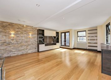 Thumbnail 4 bedroom end terrace house to rent in Wapping Wall, London