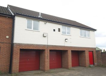 Thumbnail 2 bedroom flat for sale in Hotblack Road, West City, Norwich