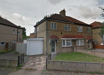 Thumbnail 3 bed semi-detached house to rent in Spring Grove Crescent, Hounslow