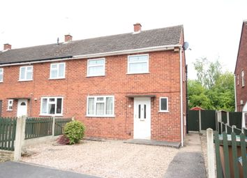 Thumbnail 2 bedroom semi-detached house to rent in New Road, Hilton, Derby
