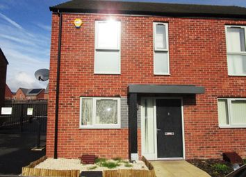 Thumbnail 2 bedroom semi-detached house for sale in Beech Tree Road, Wolverhampton