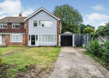 Thumbnail 4 bed semi-detached house for sale in Priory Close, Turnford, Broxbourne