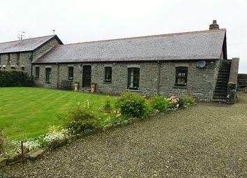 Thumbnail 4 bed barn conversion for sale in Pendderw Farm, Llwyndafydd, Nr New Quay