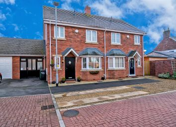 Thumbnail 3 bed semi-detached house for sale in Farmdale Grove, Bloxwich, Walsall