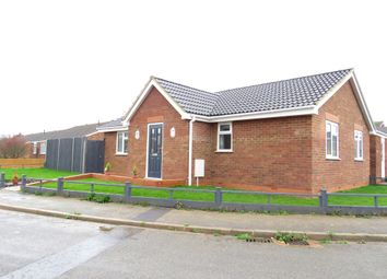 Thumbnail 2 bed detached bungalow for sale in Vandyke Close, Woburn Sands, Milton Keynes