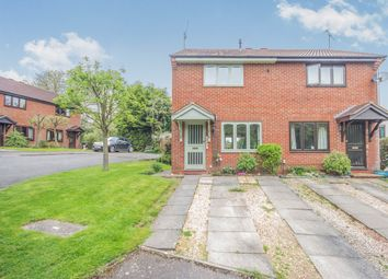 Thumbnail 2 bed semi-detached house for sale in Millbank Mews, Kenilworth