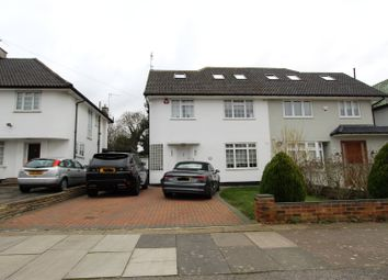 Thumbnail 5 bed semi-detached house to rent in Mowbray Road, Edgware