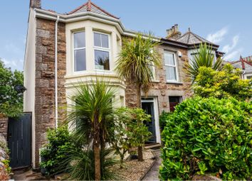 Thumbnail 4 bed semi-detached house for sale in Park Road, Redruth