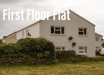 Thumbnail 1 bed flat for sale in Budnic Hill, Perranporth, Cornwall