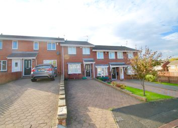 Thumbnail 2 bed terraced house for sale in Marlowe Gardens, Gateshead, Tyne & Wear