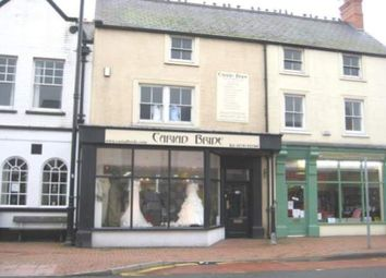 Thumbnail Retail premises to let in Unit 1, 31-33 Market Street, Abergele