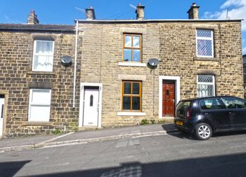Thumbnail 2 bedroom terraced house to rent in Post Street, Padfield, Glossop