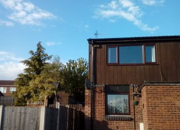 Thumbnail 3 bedroom end terrace house for sale in Scalby Close, Eastwood, Nottingham
