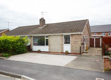 Thumbnail 2 bed bungalow for sale in Runswick Avenue, York