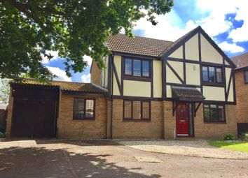 Thumbnail 4 bed detached house for sale in Homefield, Yate, Bristol
