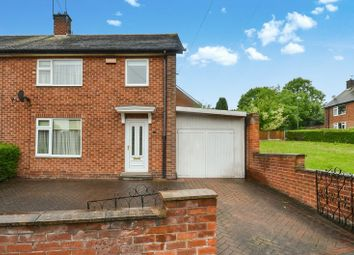 Thumbnail 3 bed semi-detached house for sale in 59 Pedmore Valley, Nottingham