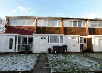 Thumbnail 2 bed terraced house to rent in Culford Drive, Bartley Green, Birmingham