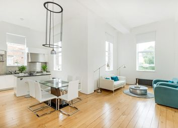 Thumbnail 2 bedroom flat to rent in Hall Road, London