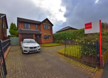 Thumbnail 4 bed detached house for sale in Preston Old Road, Cherry Tree, Blackburn, Lancashire