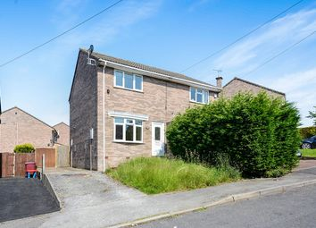 Thumbnail 2 bed semi-detached house to rent in Dale View Road, Lower Pilsley, Chesterfield