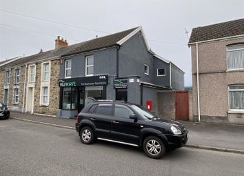 Thumbnail 4 bed end terrace house for sale in Wind Street, Ammanford