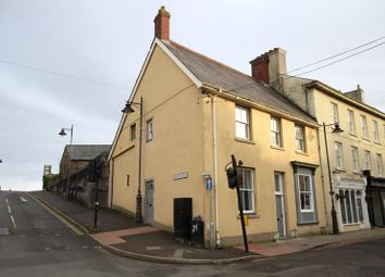 Thumbnail 2 bed end terrace house to rent in Heol Gouesnou, Brecon