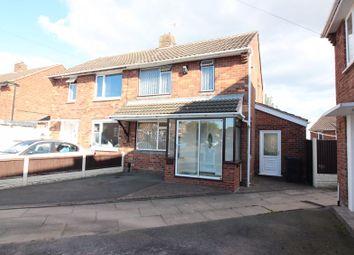 Thumbnail 2 bed semi-detached house for sale in Tack Farm Road, Wordsley, Stourbridge