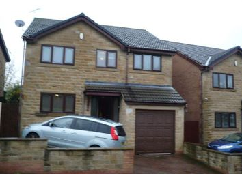 Thumbnail 4 bed detached house to rent in Oakwell Lane, Barnsley