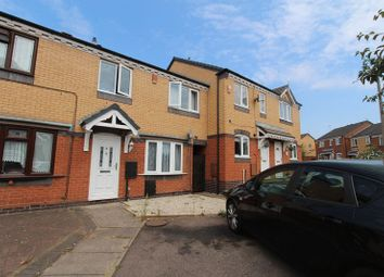 Thumbnail 3 bedroom terraced house for sale in Tanacetum Drive, Walsall