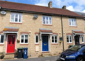 Thumbnail 2 bed terraced house to rent in Casterbridge Way, Gillingham, Dorset