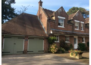 Thumbnail 5 bed mews house for sale in Oakdown Court, Burwash Common