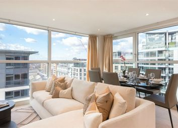 Thumbnail 2 bed flat for sale in Fountain House, Imperial Wharf, London