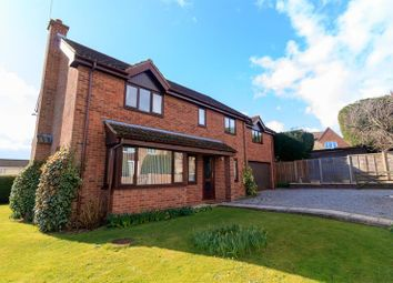Thumbnail 5 bed detached house for sale in Rudhall Close, Ross-On-Wye