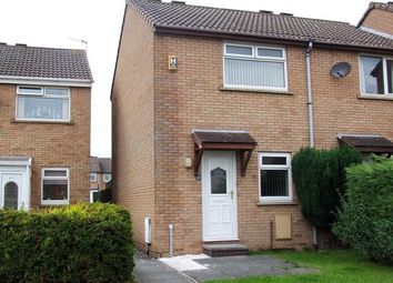 Thumbnail 2 bedroom semi-detached house to rent in Crewgarth Road, Westgate, Morecambe