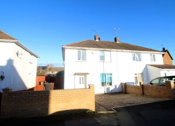 Thumbnail 3 bed semi-detached house for sale in Ashley Avenue, Corby