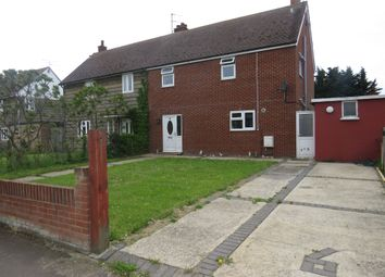 Thumbnail 3 bed semi-detached house for sale in Rochford Road, St. Osyth, Clacton-On-Sea