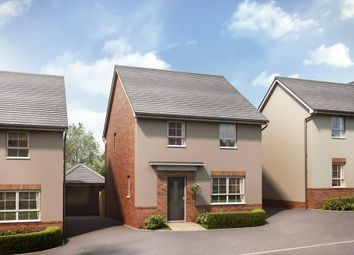 """Thumbnail 4 bedroom detached house for sale in """"Chester"""" at Upper Chapel, Launceston"""