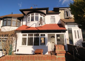 Thumbnail 4 bedroom terraced house for sale in Grosvenor Avenue, Chatham
