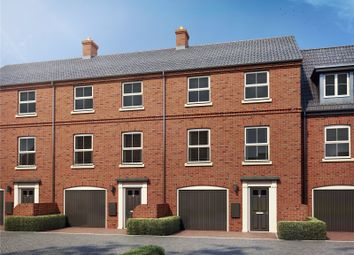 Thumbnail 3 bed terraced house for sale in King's Gate, Music House Lane, Norwich